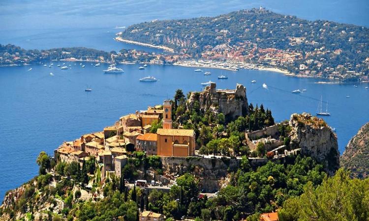 Main image ofCôte d'Azur - Nice + Monaco + Monte Carlo - 3 jours/2 nuits - Pour deux personnes