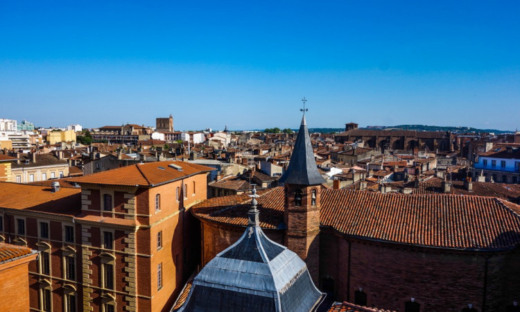 Main image ofToulouse, the Occitan city