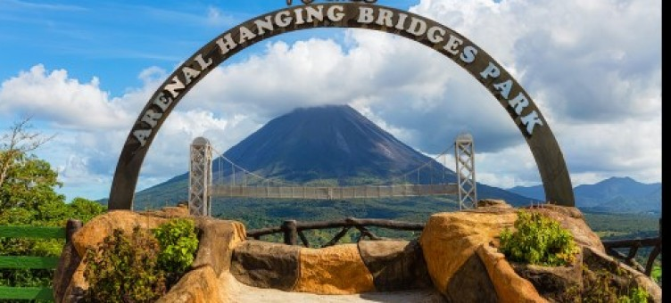 Main image ofHanging Bridges Arenal from your hotel