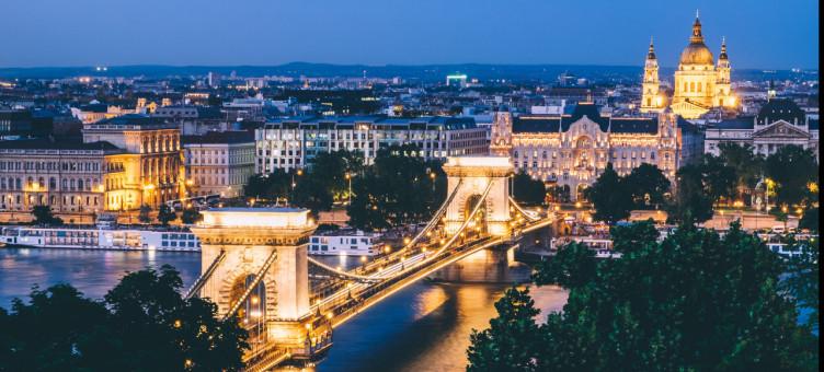 Main image ofWeek end entre potes à Budapest