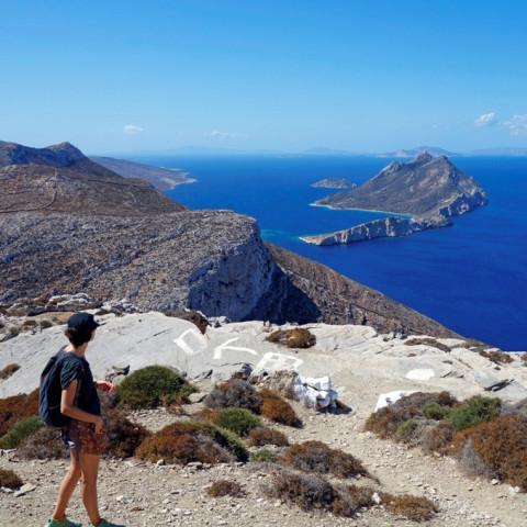 Main image ofSéjour randonnée à Amorgos