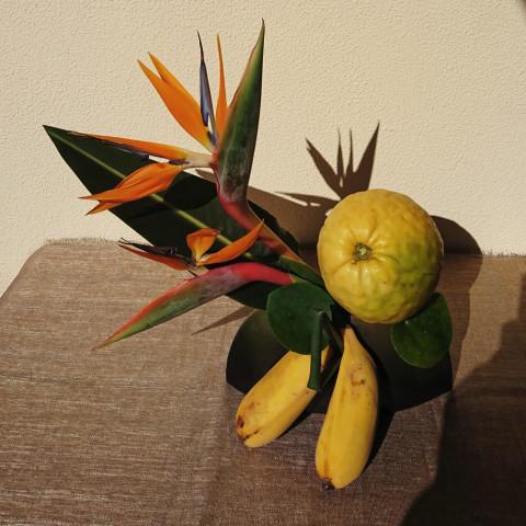 Main image ofSéjour de formation en art floral japonais Ikébana Sogetsu à Funchal Madère Portugal