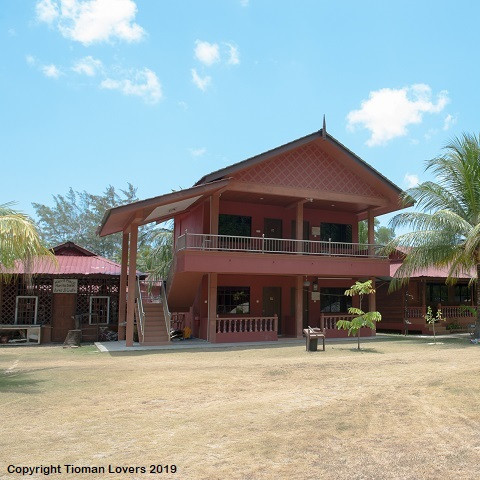 Main image ofTioman Island, en Malaisie, Village Ayer Batang