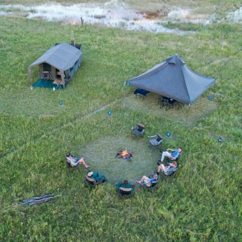 Main image ofSafari aventure au Botswana