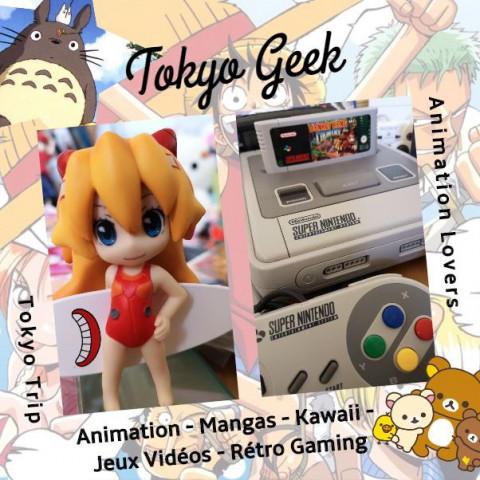 Main image ofTokyo Geek - La Passion Animée - (11 Nuits et 13 Jours)