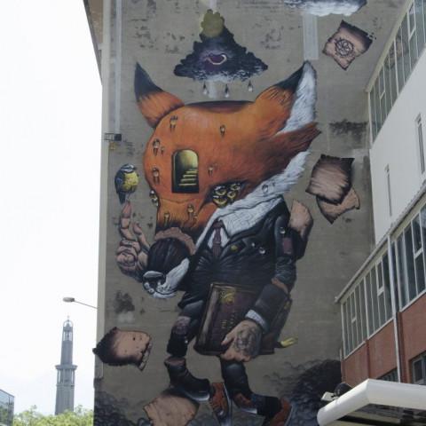 Main image ofGrenoble, ville de street art 2 JOURS