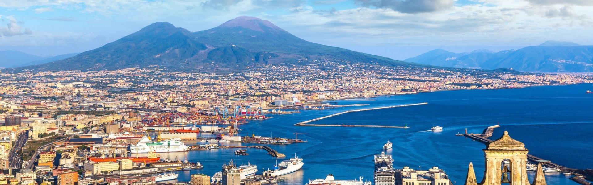 Main image ofNaples, le chaos magnifique d'une ville italienne