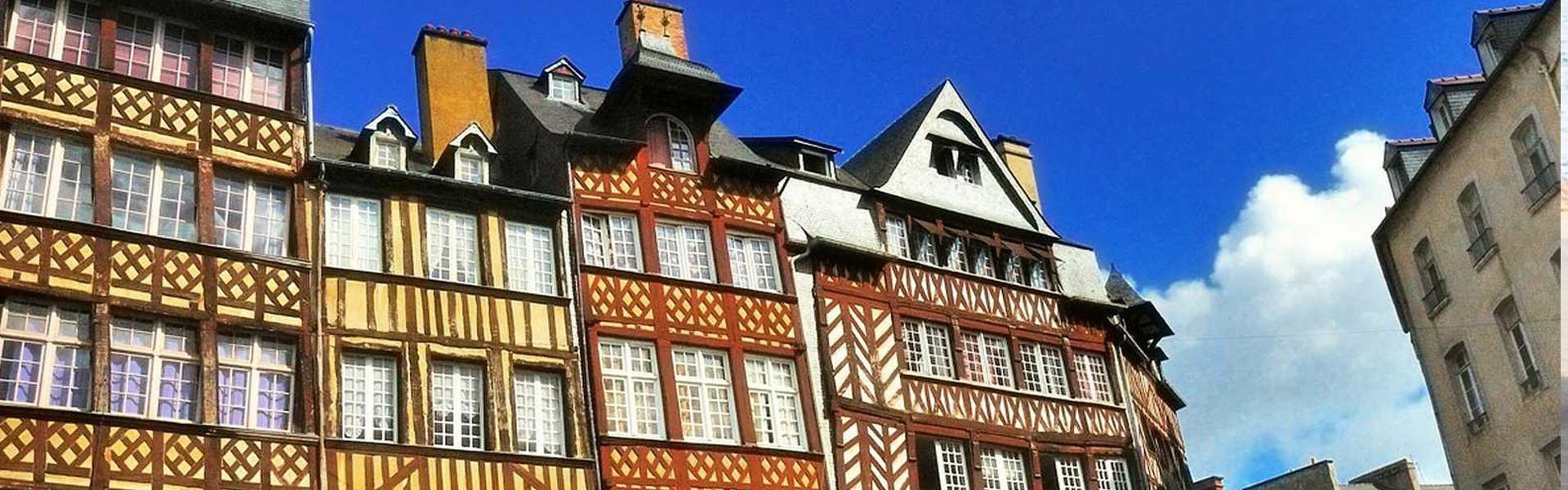 Main image ofRendez-vous en terre bretonne : Rennes, Cancale et Saint Malo