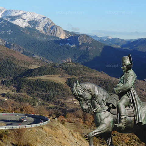 Main image ofSur les pas de Napoléon : La route Napoléon