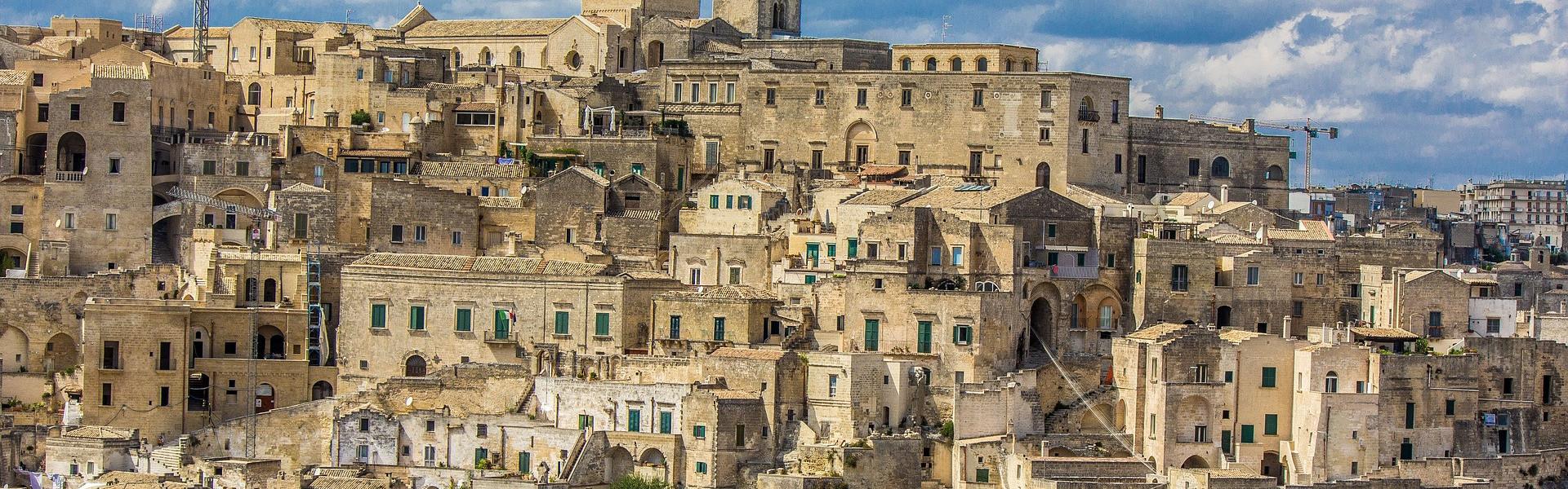 Main image ofVirée romantique dans l'historique ville de Matera