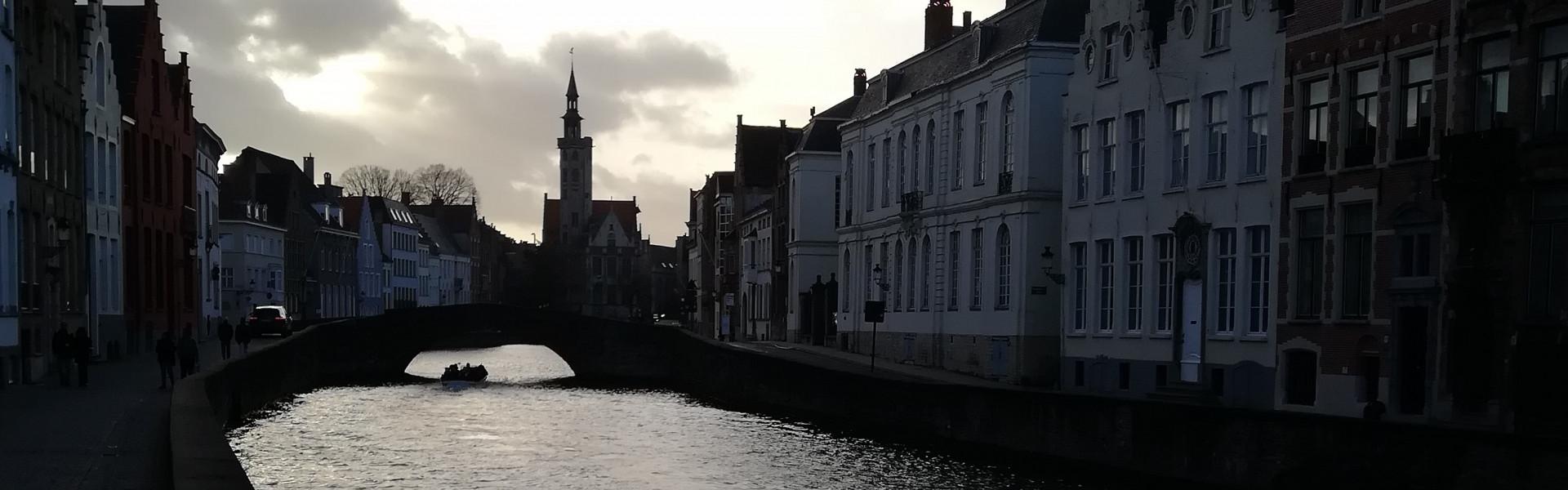 Main image ofBruges la 'Venise du Nord'