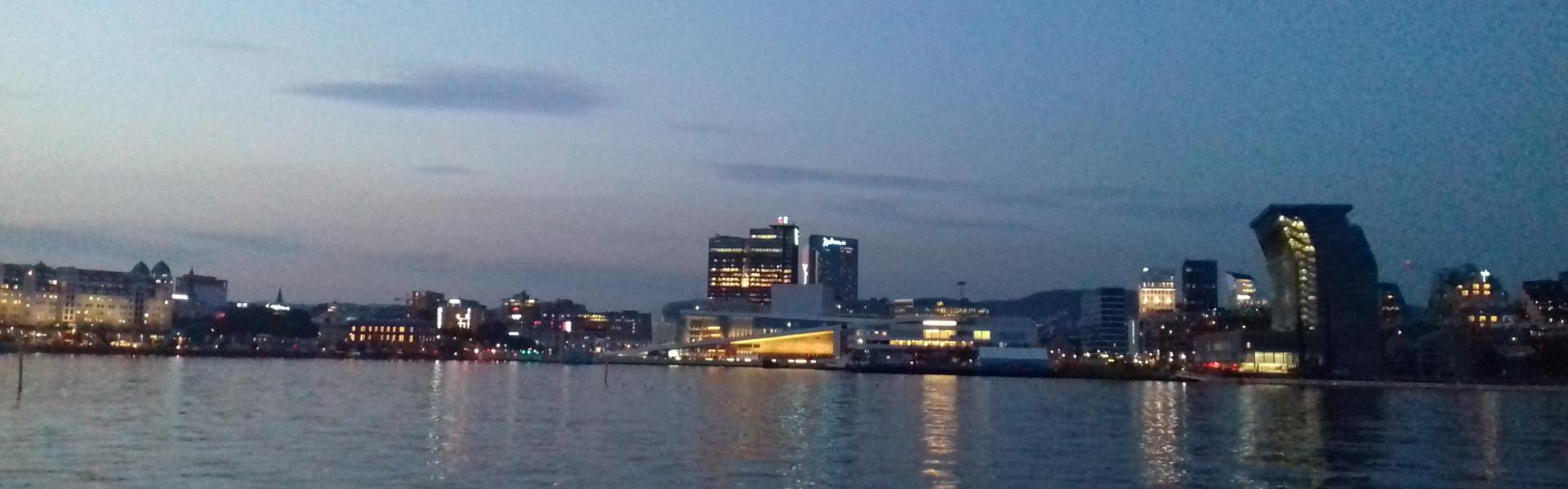 Main image ofUn tour à Oslo