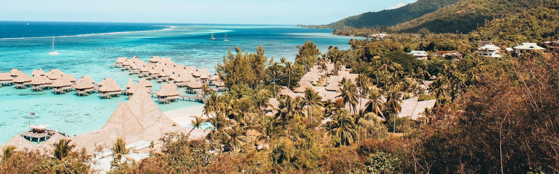 Main image of15 jours dans les lagons Polynésiens !