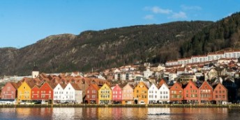 Destination image of Bergen