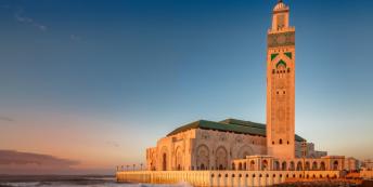 Destination image of Casablanca