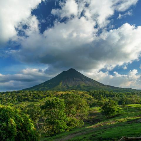 Destination image of Costa Rica