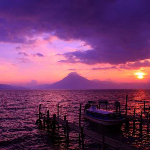 Destination image of Guatemala