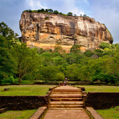 Destination image of Sri Lanka