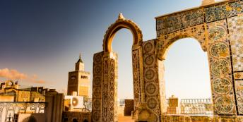 Destination image of Tunisia