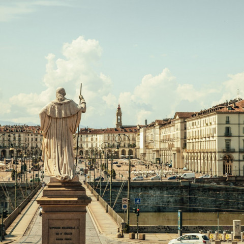 Destination image of Turin