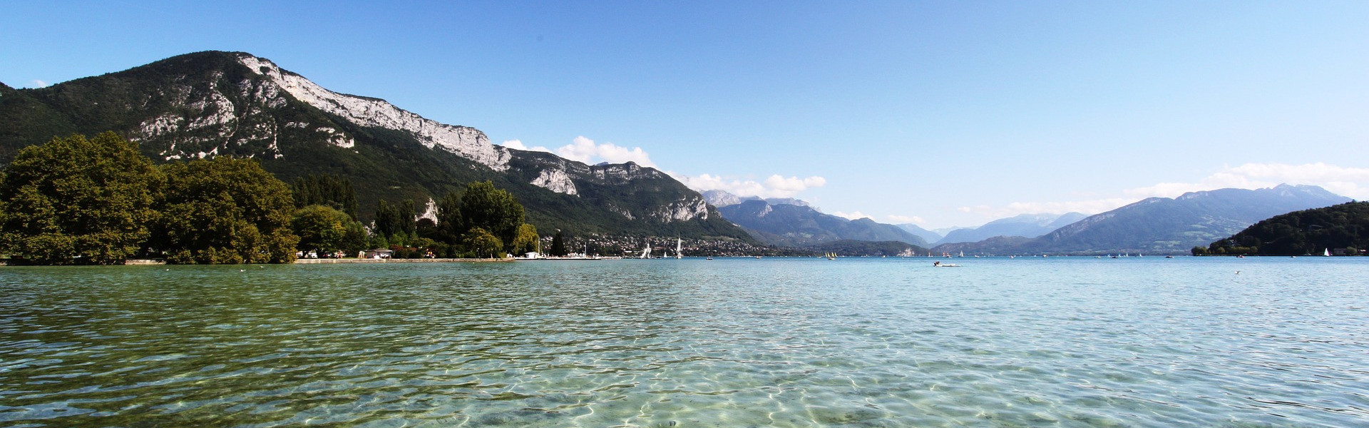 Destination image of Annecy