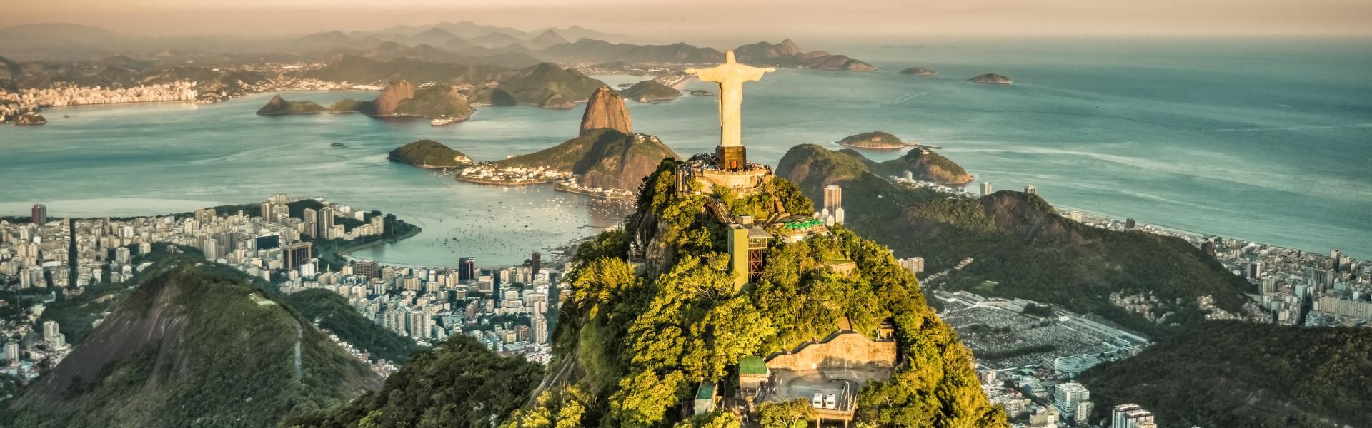 Destination image of Brésil