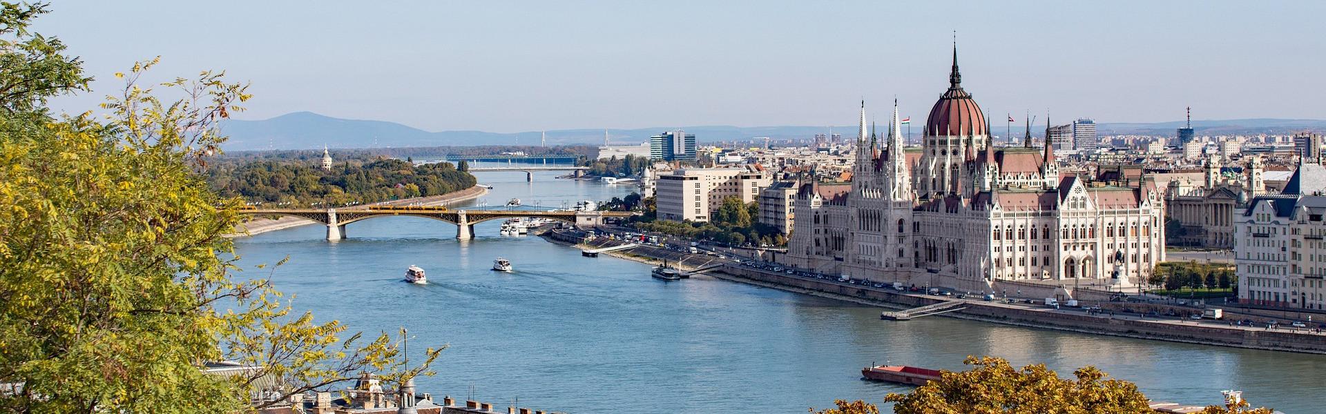 Destination image of Budapest