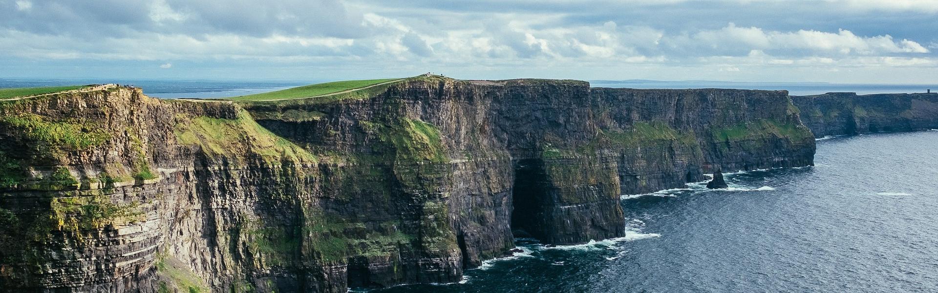 Destination image of Ireland