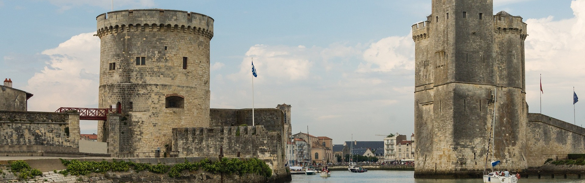 Destination image of La Rochelle