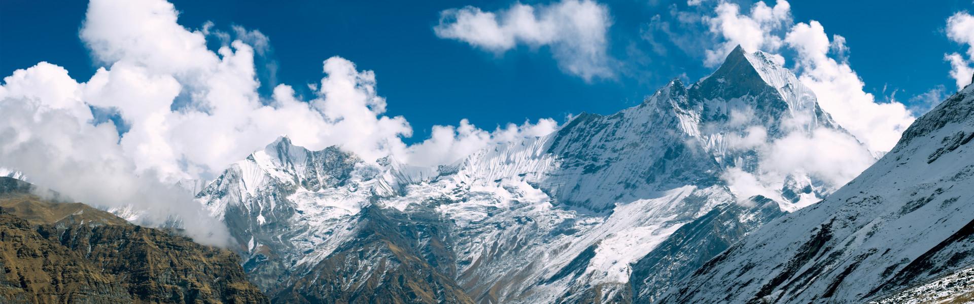 Destination image of Nepal