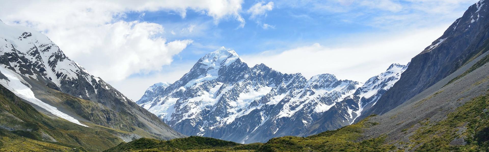 Destination image of Nouvelle Zélande