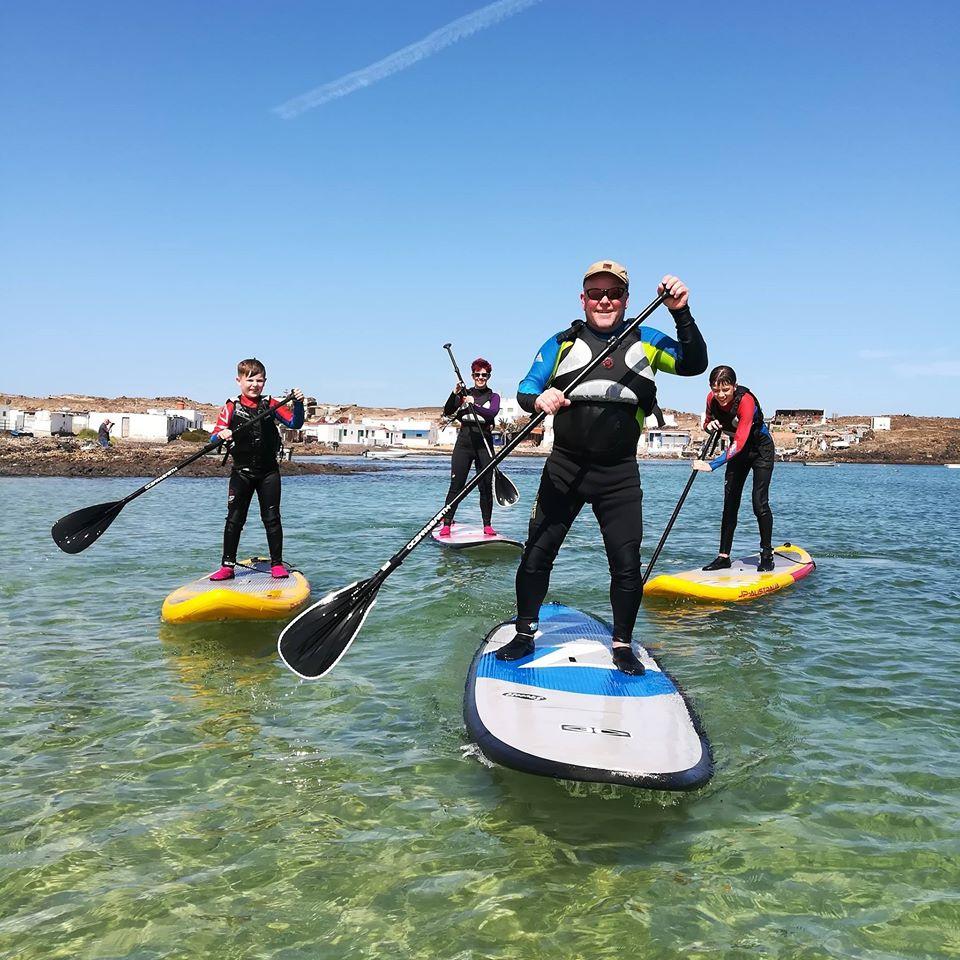 Main image ofStand-up paddle à Fuerteventura: séjour découverte (débutant ou confirmé) de 7 nuits