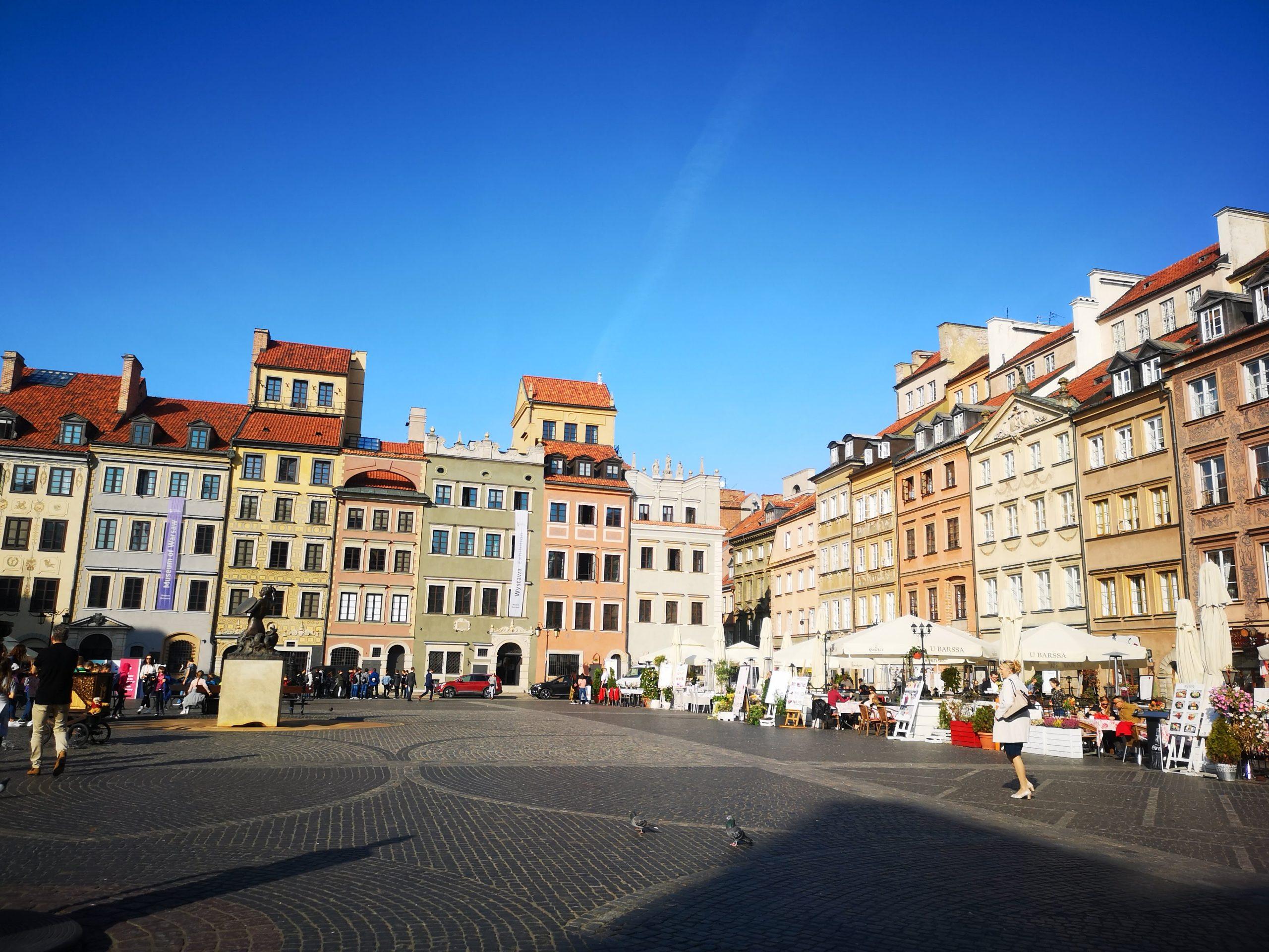 Main image ofSéjour itinérant entre Varsovie et Cracovie