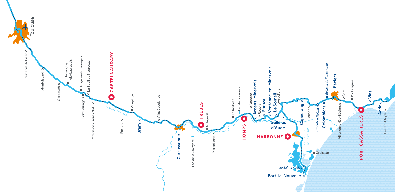 Main image ofCanal du Midi