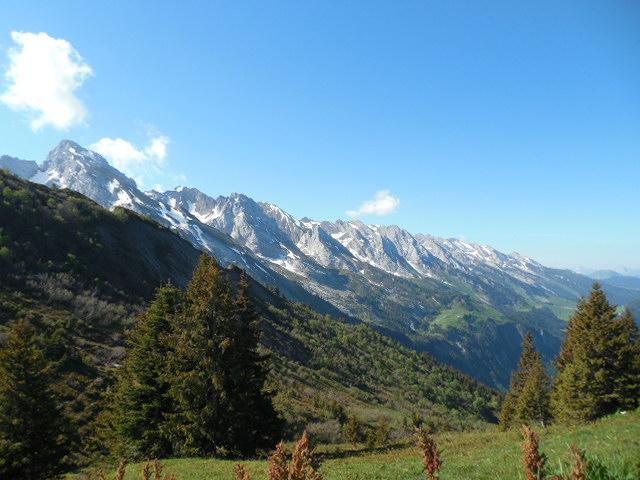 Main image ofEscapade montagnarde dans les Alpes