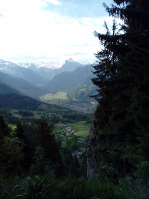 Main image ofCourt-séjour cyclosportif dans les Alpes : le col de Joux Plane à portée de roues