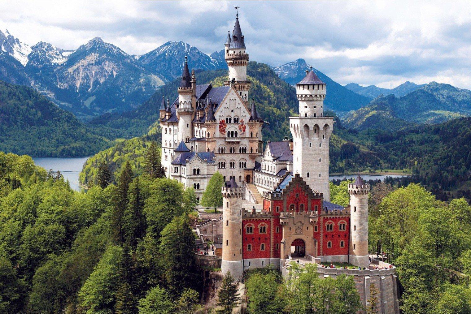 Main image ofChâteaux, lacs et montagnes : Roadtrip de 7 jours, à la  découverte de la somptueuse Bavière