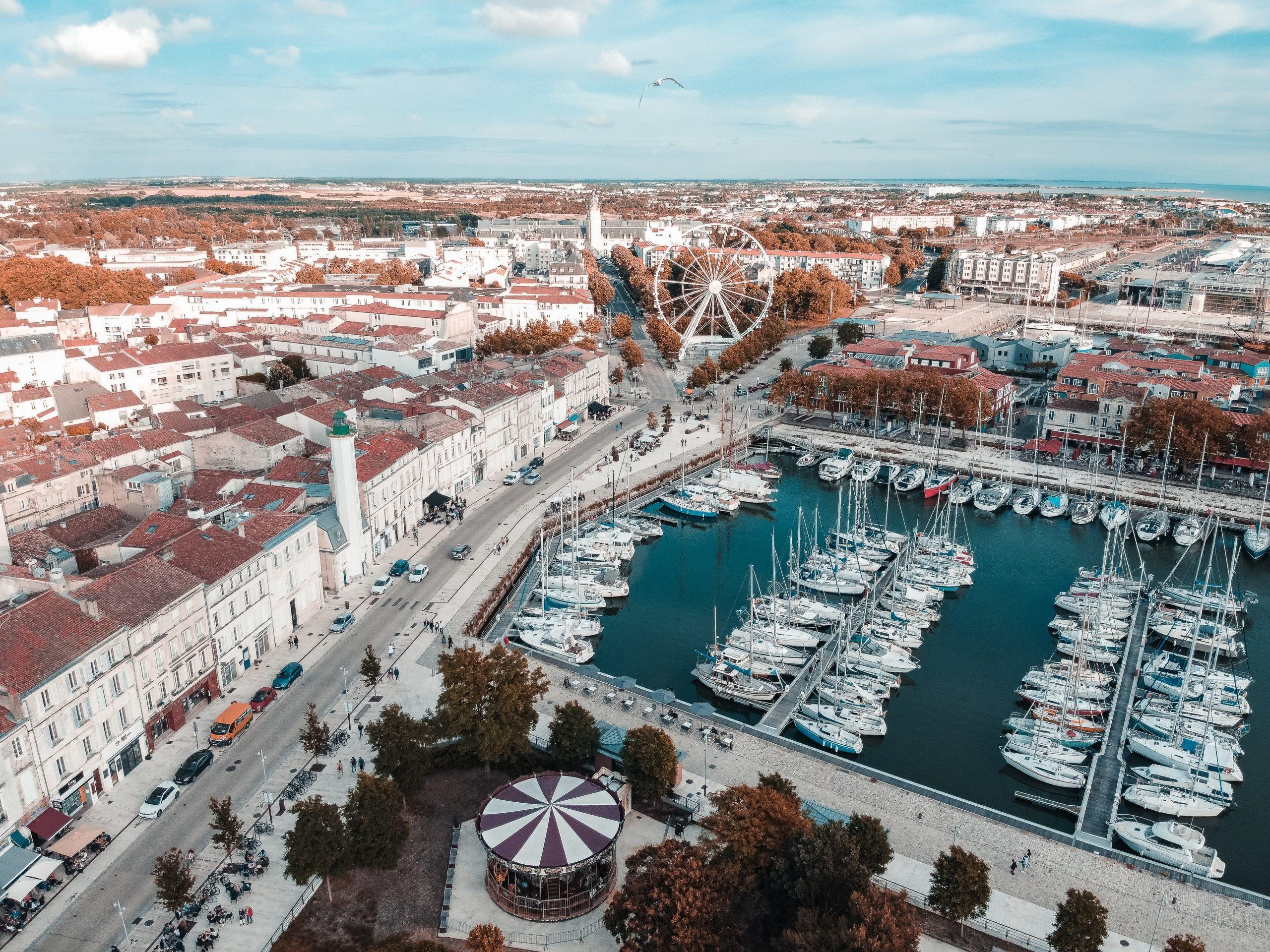 Main image ofEcotourisme à La Rochelle