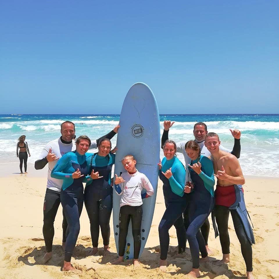 Main image ofStage de surf à Fuerteventura (débutant ou confirmé) 7 nuits : Vivez l'aventure avec nous!
