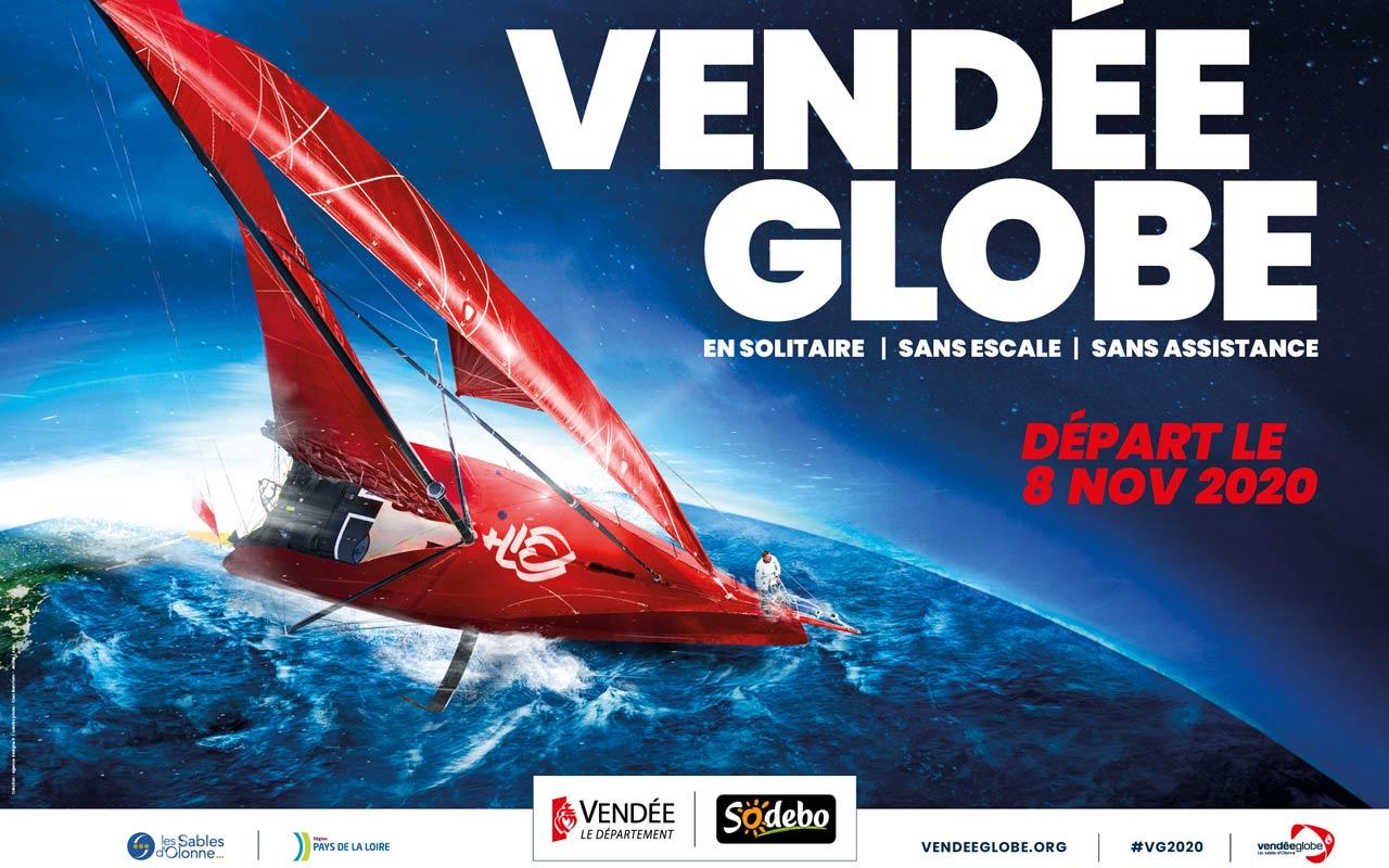Main image ofVendée Globe Edition 2020