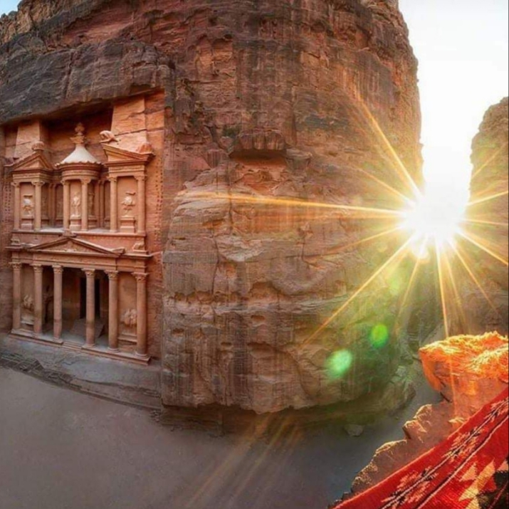 Main image ofLa Jordanie sur la Route des Rois