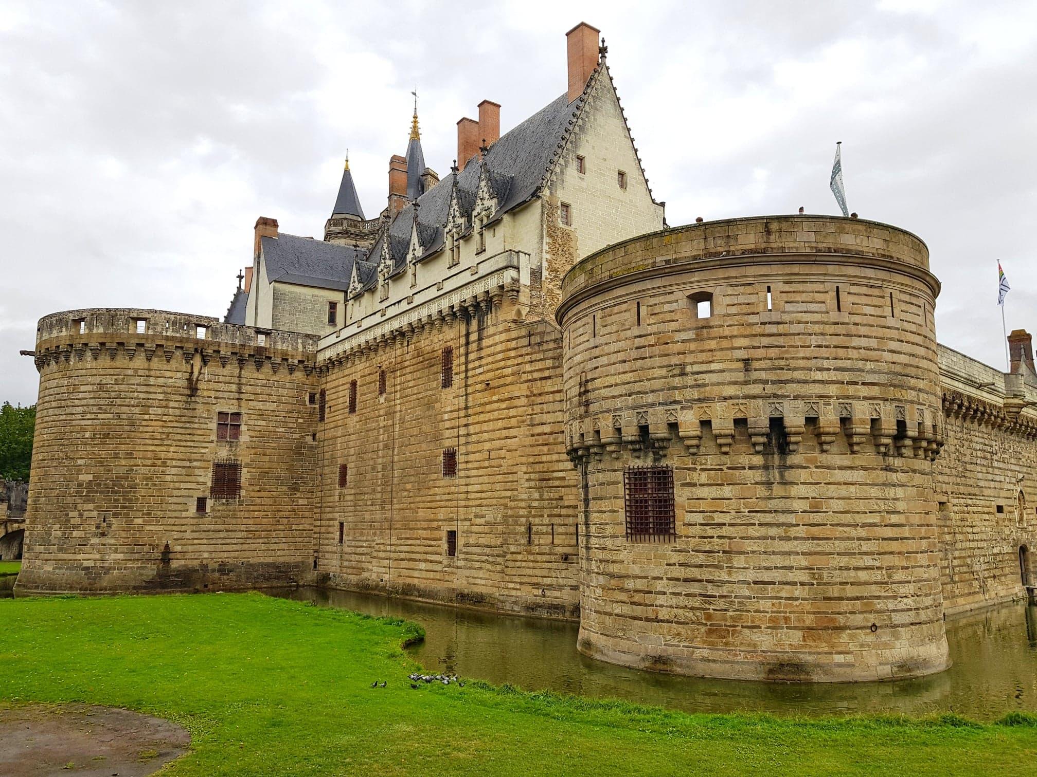 Main image ofNantes : Ville d'Histoires et d'Aventures