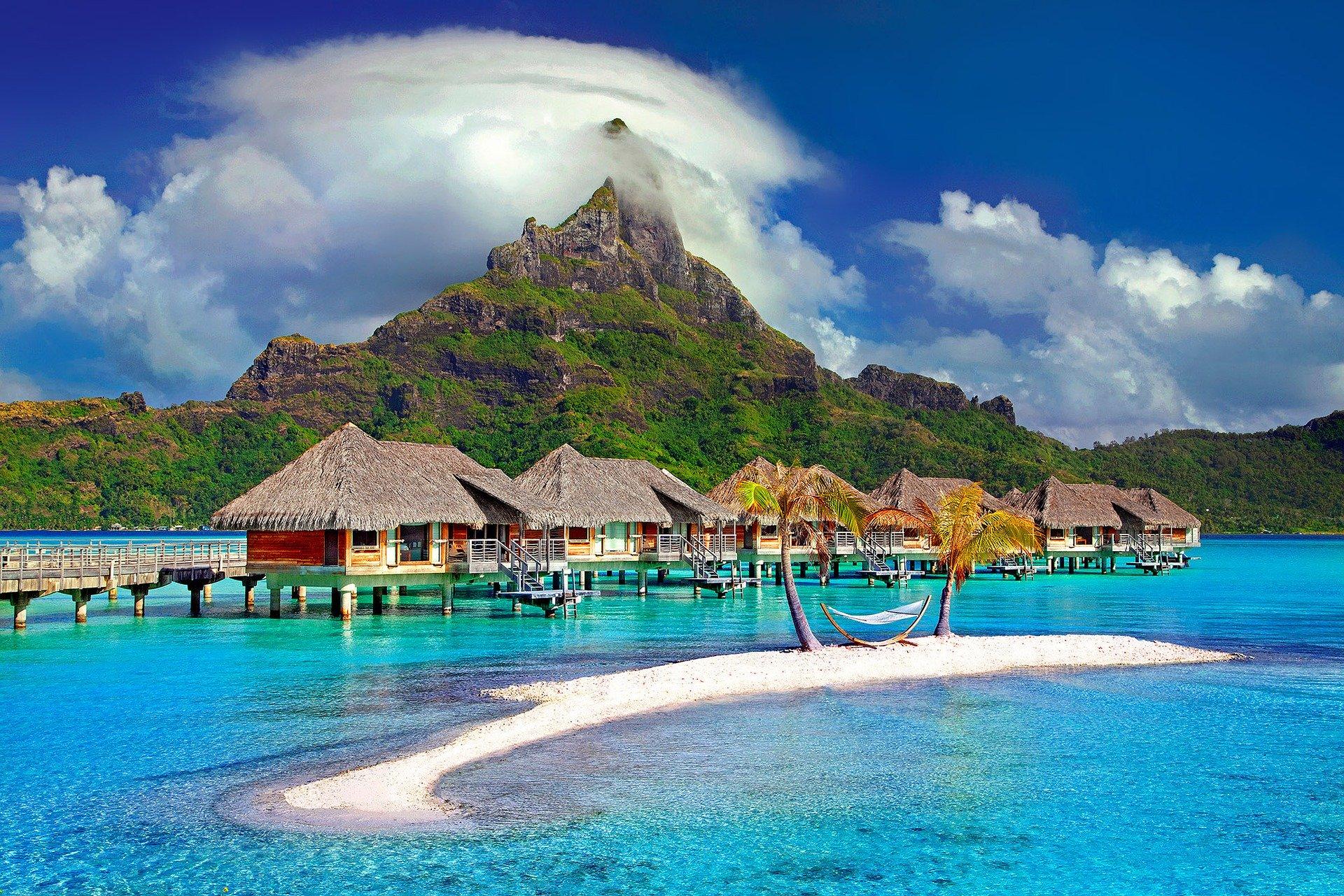 Destination image of French Polynesia