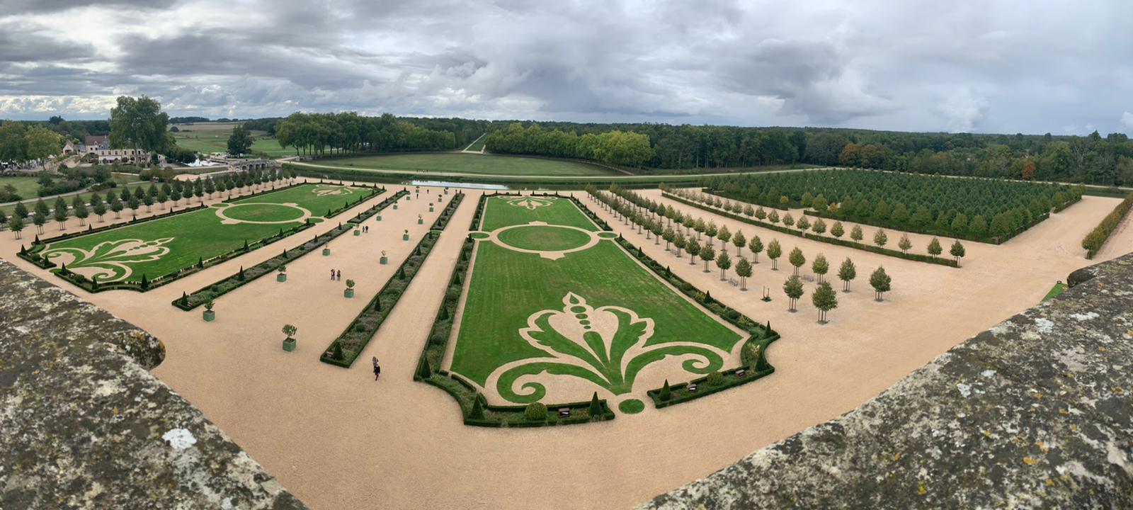 Main image ofA la découverte des châteaux de la Loire