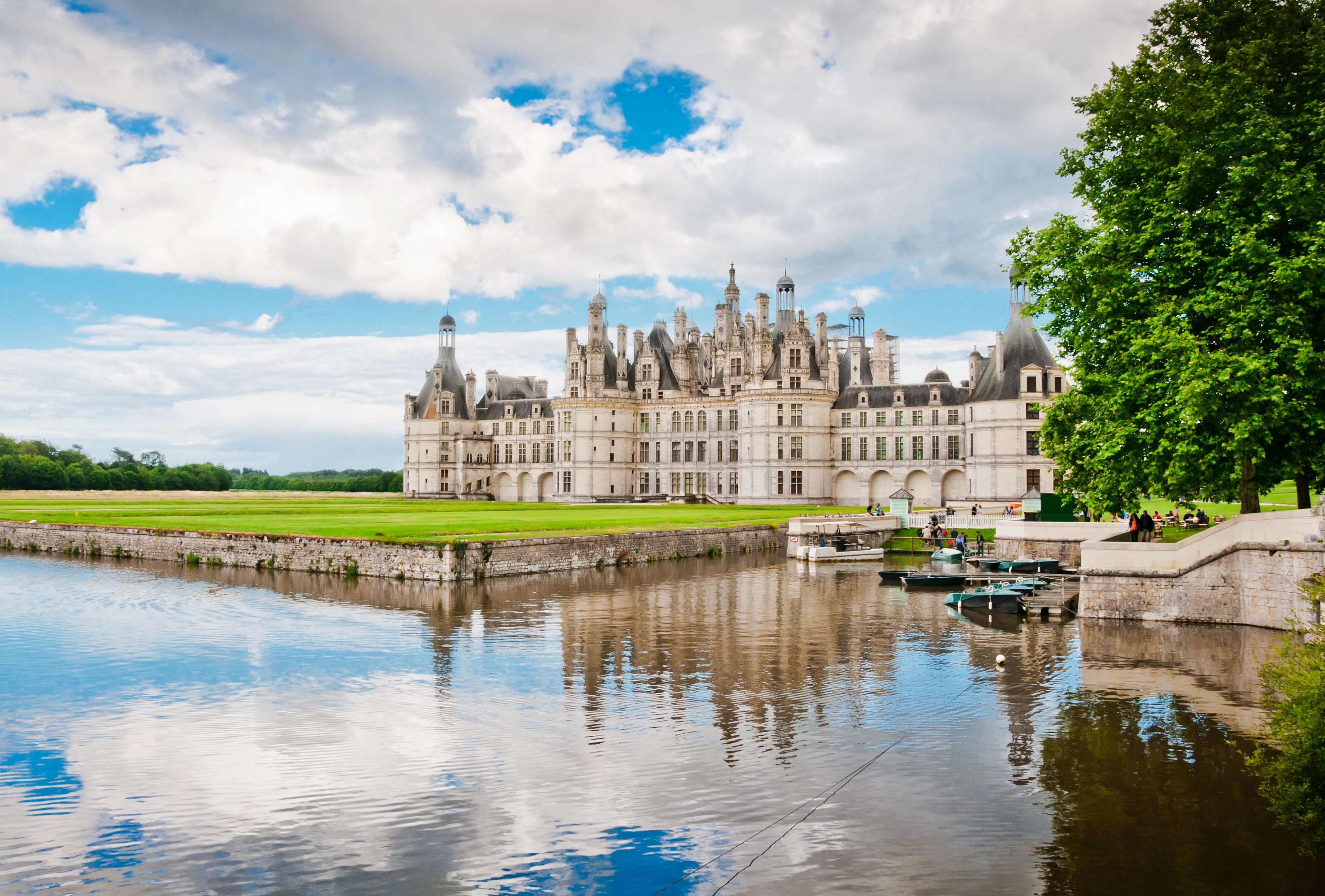 Destination image of France