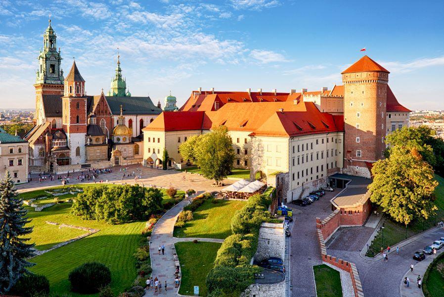 Main image ofCity Break à Cracovie, ancienne capitale polonaise
