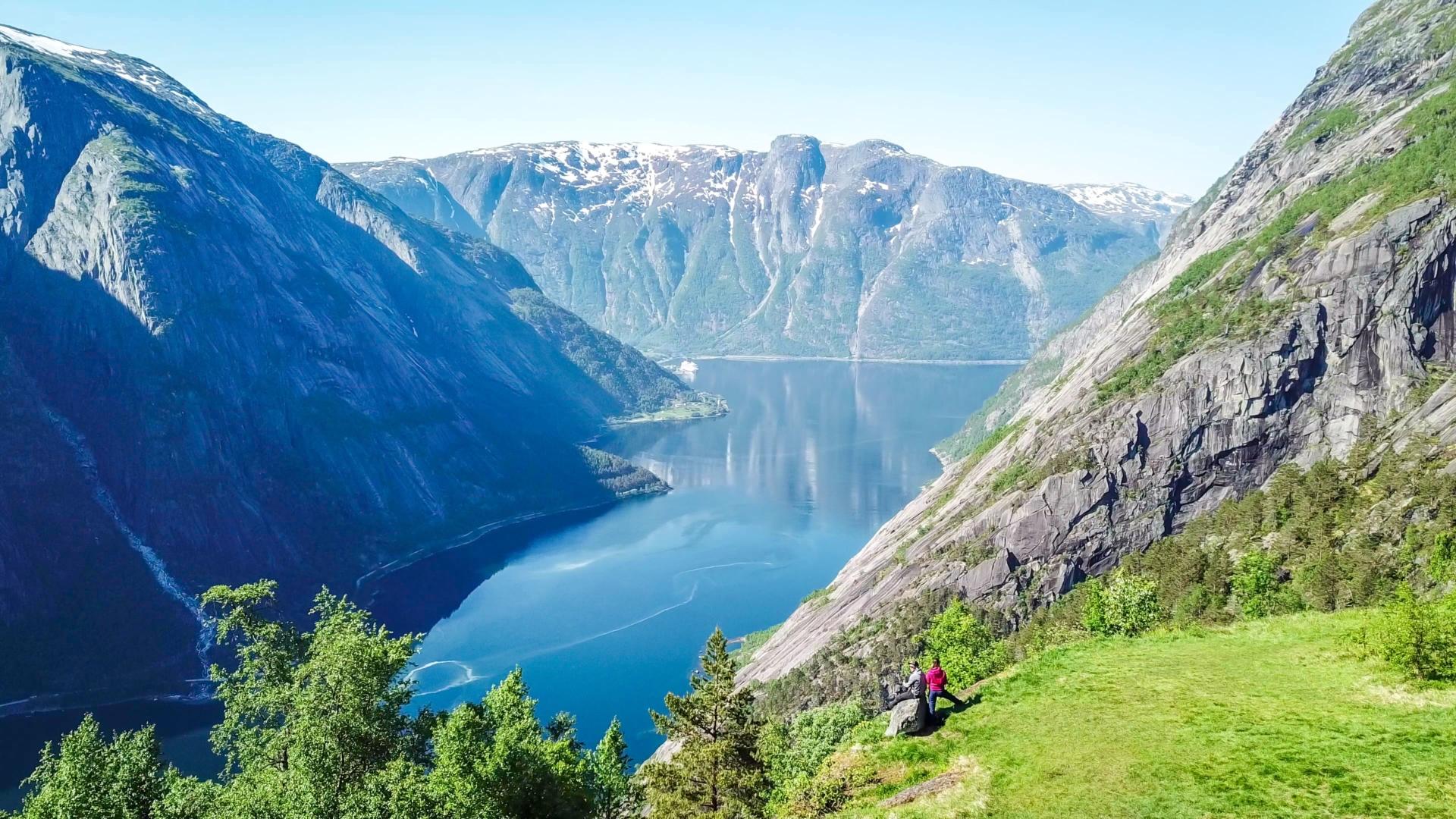 Main image ofUn long week-end en Norvège