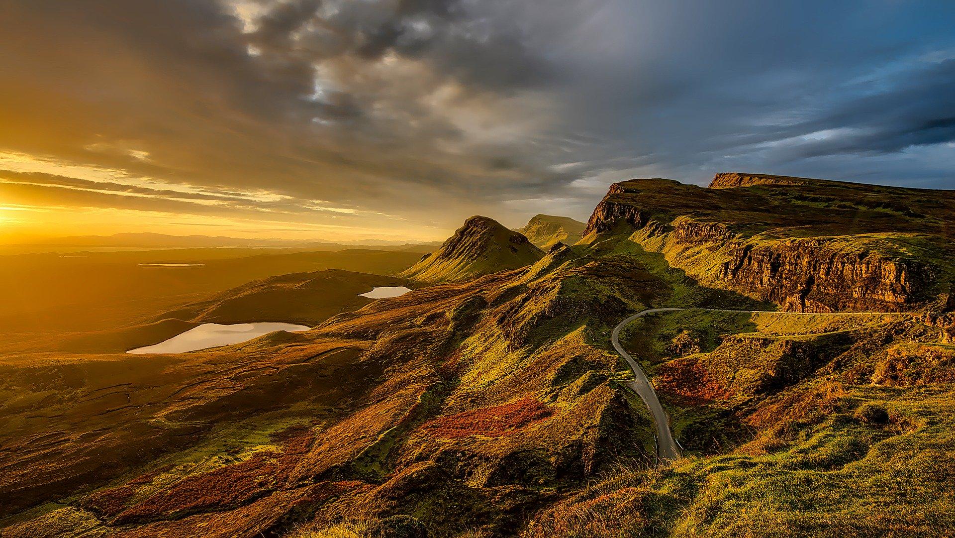 Main image of article: L'Écosse des mystères et des légendes.