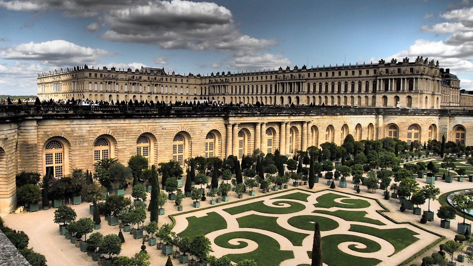 Main image of article: Versailles fait son show !