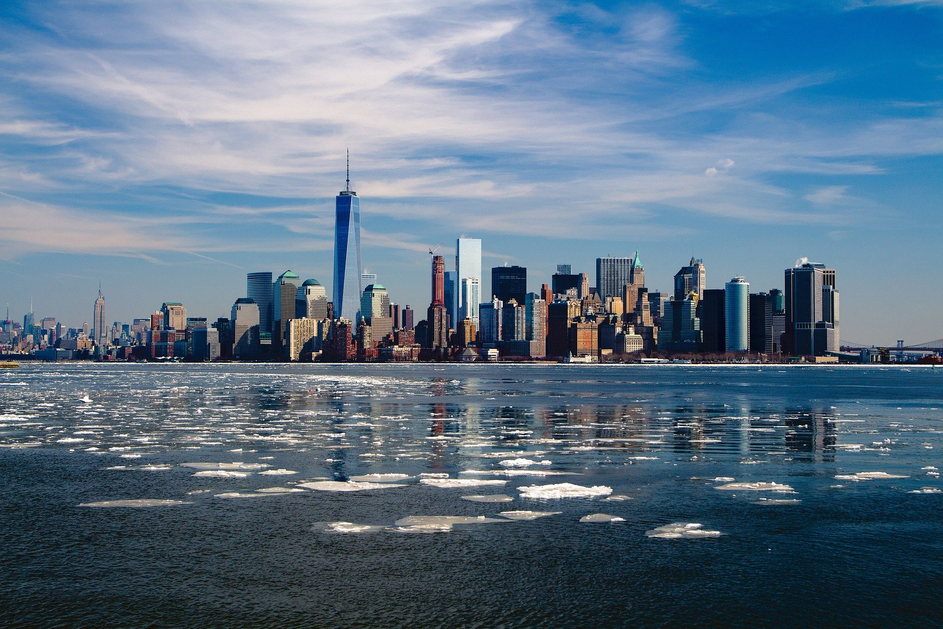 Main image of article: New York City